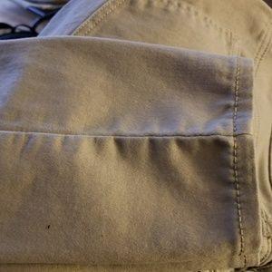 Faded Glory khaki skinny jeans